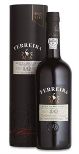 Ferreira Porto Tawny 10 Year Quinta Do Porto 2010 750ml